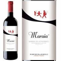 Marchesi di Barolo Barbera del Monferrato Maraia DOC 2014 (Italy)