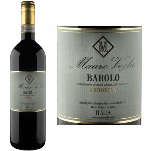 Mauro Veglio Barolo Arborina DOCG 2015 (Italy) Rated 94JS