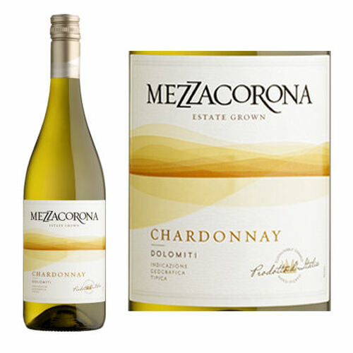 Mezzacorona Chardonnay Vigneti delle Dolomiti 2018