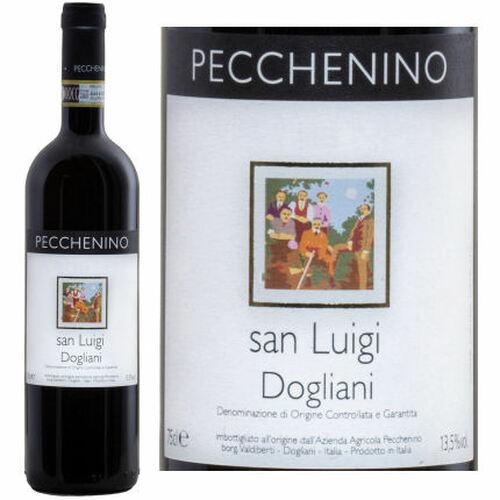 Pecchenino San Luigi Dogliani Dolcetto DOCG 2019 (Italy) Rated 90WS