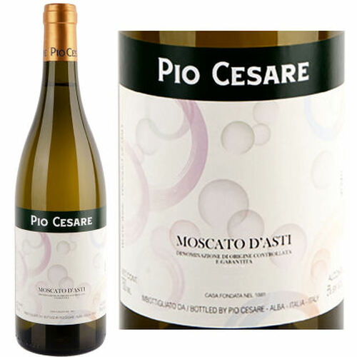 Pio Cesare Moscato D'Asti DOCG 2018