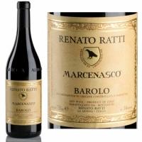 Renato Ratti Barolo Marcenasco DOCG 2012 (Italy) Rated 94JS