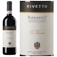 Rivetto Barbaresco Ce Vanin DOCG 2010 Rated 91WE