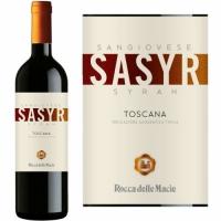 Rocca Delle Macie Sasyr Sangiovese-Syrah IGT 2013