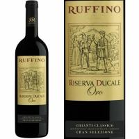 Ruffino Riserva Ducale Gold Label Chianti Classico 2011 (Italy) Rated 91JS