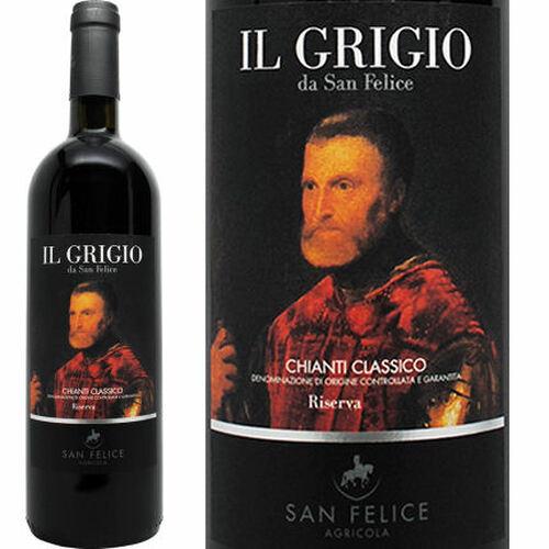San Felice Il Grigio Chianti Classico Riserva DOCG 2017 Rated 92WA