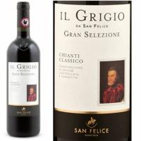 San Felice Il Grigio Gran Selezione Chianti Classico DOCG 2013 Rated 94+WA