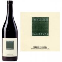 Sandrone Valmaggiore Nebbiolo d'Alba DOC 2012 (Italy) Rated 90WA