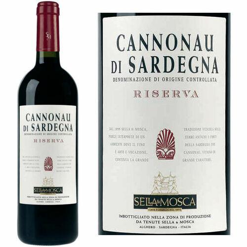 Sella & Mosca Cannonau di Sardegna Riserva DOC 2012
