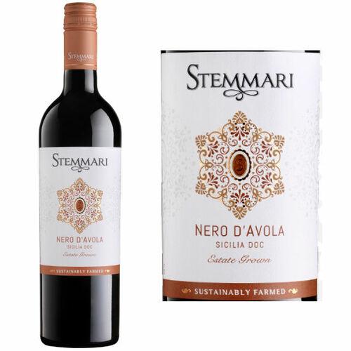 Stemmari Arancio Nero d'Avola Sicilia IGT 2018