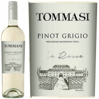 Tommasi Le Rosse Pinot Grigio IGT 2018 (Italy)