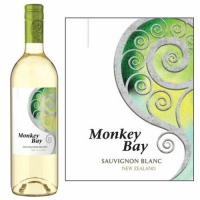 Monkey Bay Marlborough Sauvignon Blanc 2015 (New Zealand)