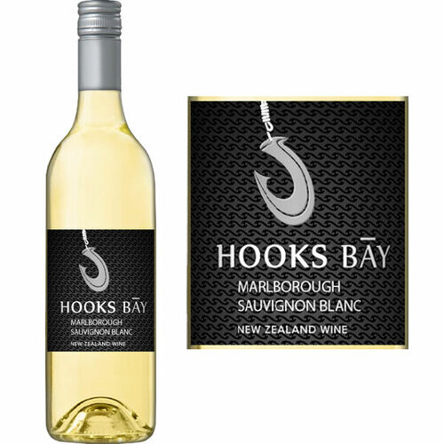 Hooks Bay Marlborough Sauvignon Blanc 2019 (New Zealand)