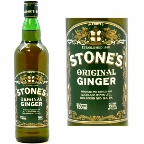 Stone's Original Ginger Wine 750ml