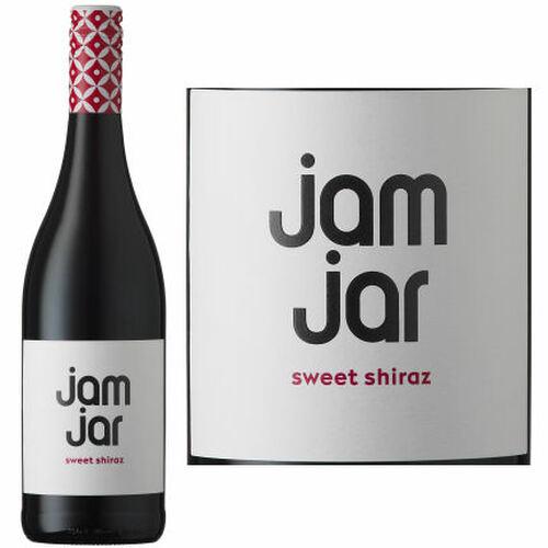 Jam Jar Sweet Shiraz 2020 (South Africa)