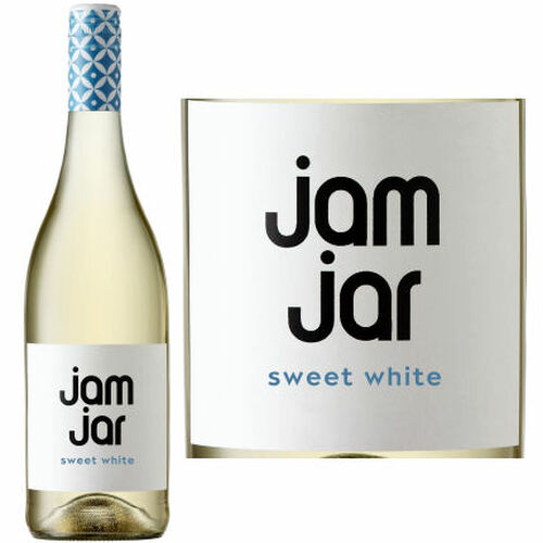 Jam Jar Sweet White Moscato 2018 (South Africa)