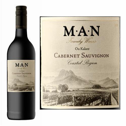 MAN Family Ou Kalant Cabernet 2019 (South Africa)