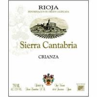 Bodegas Sierra Cantabria Crianza 2015 (Spain)