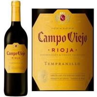 Campo Viejo Rioja Tempranillo 2018