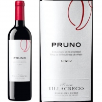 Finca Villacreces Pruno Ribera del Duero 2014 (Spain) Rated 91W&S