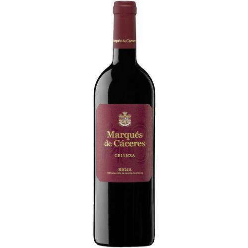 Marques De Caceres Crianza Rioja 2017 (Spain) Rated 92JS
