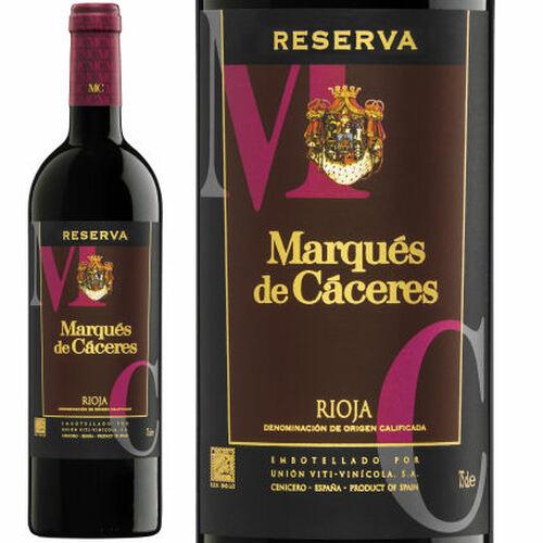 Marques de Caceres Reserva Rioja 2015 (Spain)