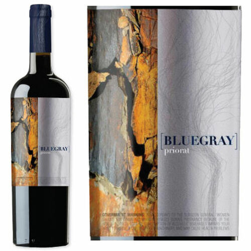 Orowines BlueGray Priorat Red 2015 (Spain) Rated 93JS