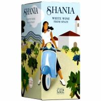 Shania White Wine 2018 Bag in a Box 3L (Spain)
