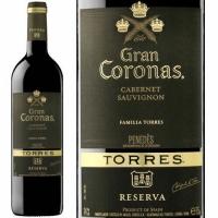 Torres Gran Coronas Reserva Cabernet 2015 (Spain)