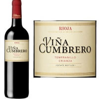 Vina Cumbrero Rioja Crianza Tempranillo 2010 Rated 90WE #9 Top 100 Best Buy of 2016