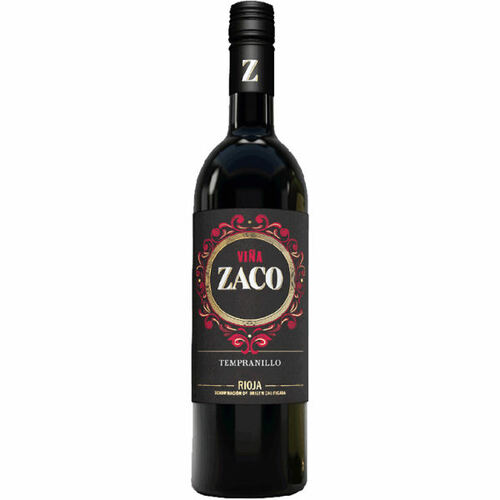 Vina Zaco Rioja Tempranillo DOC 2017 (Spain)