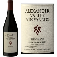 Alexander Valley Vineyards Wetzel Family Estate Pinot Noir 2014