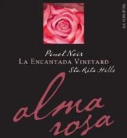 Alma Rosa La Encantada Vineyard Sta. Rita Hills Pinot Noir 2012 Rated 92WA