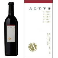 Altvs Napa Cabernet 2010 Rated 91WE