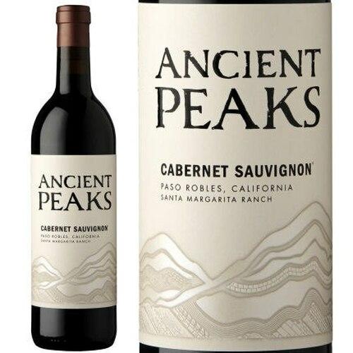 Ancient Peaks Santa Margarita Ranch Paso Robles Cabernet 2018