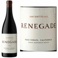 Ancient Peaks Renegade Margarita Vineyard Paso Robles Red Blend 2015