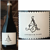 Antiquum Farm Juel Willamette Pinot Noir Oregon 2017 Rated 92VM