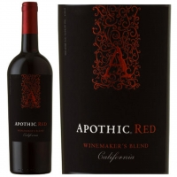 Apothic Red Winemaker's Blend California 2015