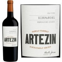 Artezin Mendocino Old Vine Zinfandel 2015