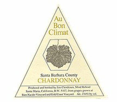 Au Bon Climat Santa Barbara Chardonnay 2019