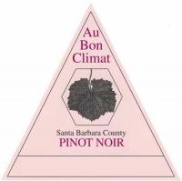 Au Bon Climat Santa Barbara Pinot Noir 2015