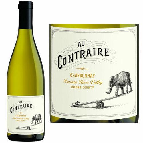 Au Contraire Russian River Chardonnay 2017