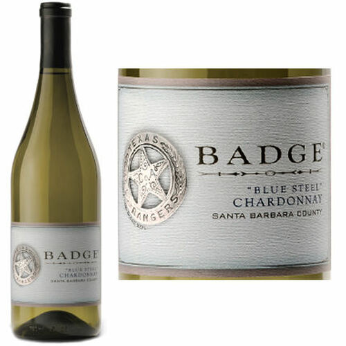 Badge Santa Barbara Blue Steel Chardonnay 2014