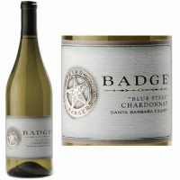 Badge Santa Barbara Blue Steel Chardonnay 2014