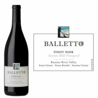 Balletto Sexton Hill Vineyard Russian River Pinot Noir 2017