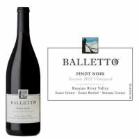 Balletto Sexton Hill Vineyard Russian River Pinot Noir 2015