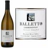 Balletto Teresa's Unoaked Russian River Chardonnay 2020