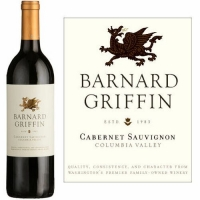 Barnard Griffin Columbia Valley Cabernet 2014 Rated 90WE