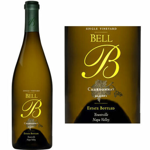Bell Cellars Estate Reserve Yountville Chardonnay 2018