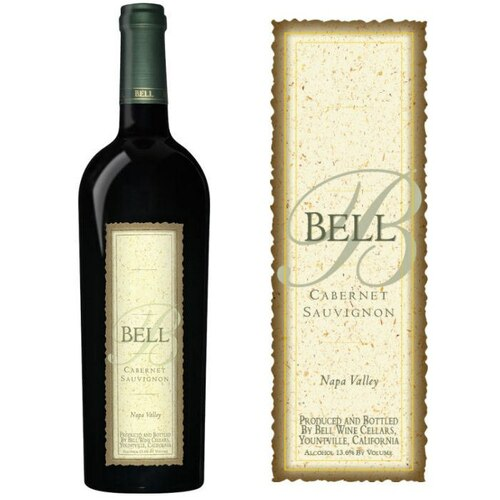 Bell Cellars Napa Cabernet 2017